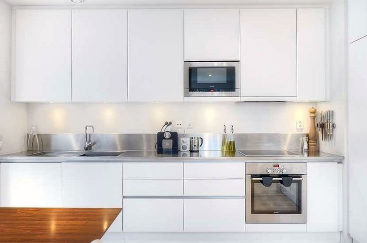 White Kitchen No Handles exellent kitchen cabinets no handles pick of the best o to decor